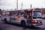 TTC New Look 2986 at Birchmount Garage, May 30, 1966