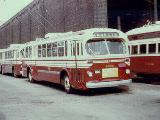 Coach 9000 with PCC in Lansdowne Carhouse